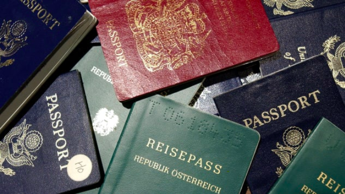 'Passports for purchase: How the elite get through a pandemic'